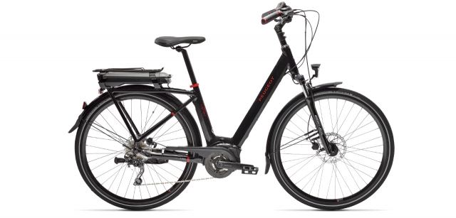 Peugeot electric bike eC01 D10