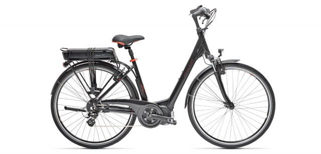 Peugeot electric bike eC02 D8