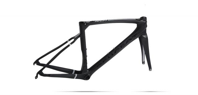 Road bike custom frame Peugeot R01