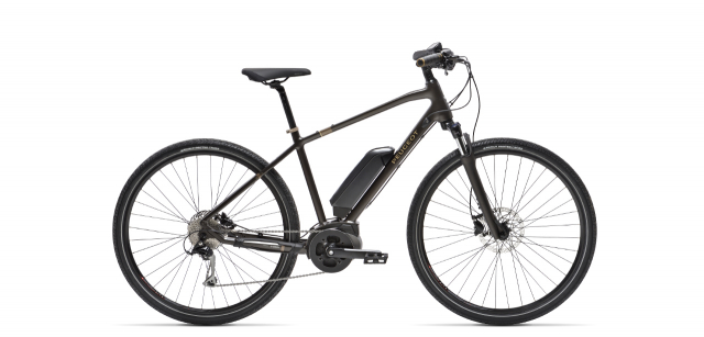 Electric trekking bike Peugeot eT01 Sport