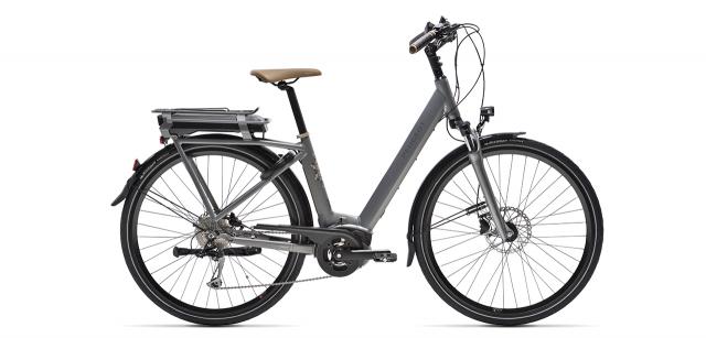 Vélo électrique de ville Peugeot eC01 D9 Plus