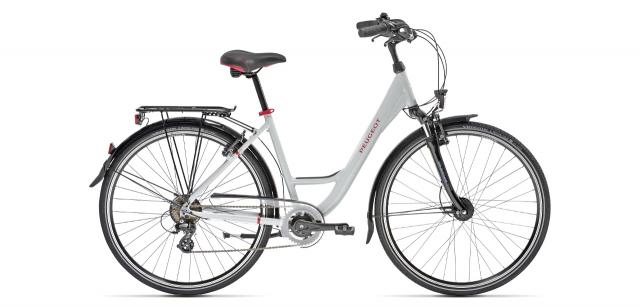 city bike Peugeot C02 D7