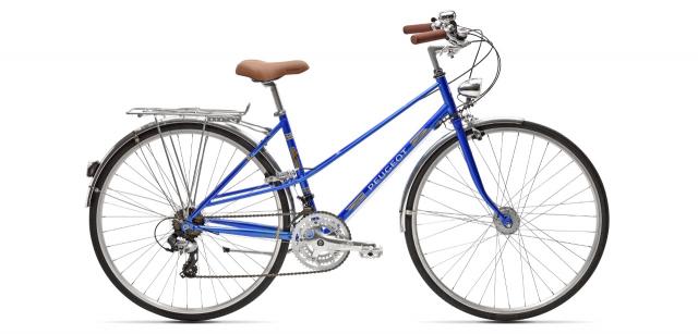 City bike Peugeot Legend LC01 D7+