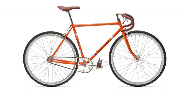 Fixie Bike Peugeot LU01