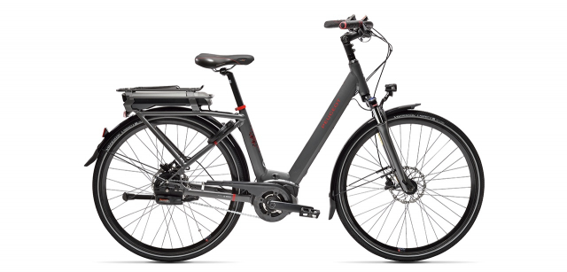 Electric city bike Peugeot eC01 Automatic