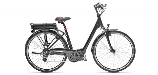 City ebike Peugeot eC02 D8