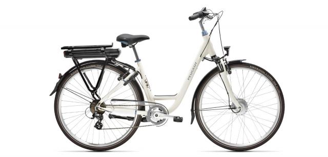 Electric city bike Peugeot eC03 D7 11 Ah