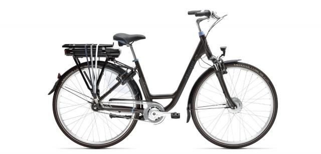 Electric city bike Peugeot eC03 N7 14 Ah