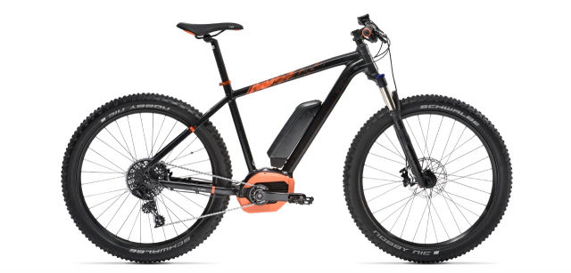 Electric mountain bike Peugeot eM02 27,5+ NX 11
