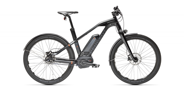 Electric bike Peugeot eU01 Street Pack