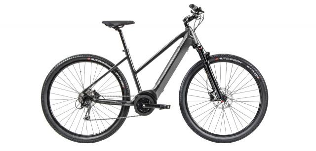 Vélo eT01 CrossOver D9 Active Plus Mixte