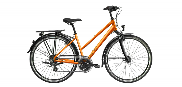 Vélo T02 D7 Mixte