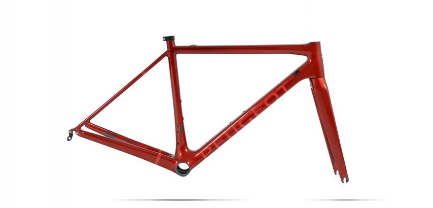 Road bike custom frame Peugeot R02