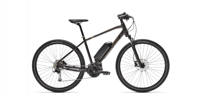 Electric trekking bike Peugeot eT01 Sport