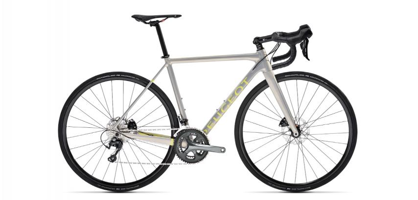 Road bike R02 Aluminium Tiagra 2017