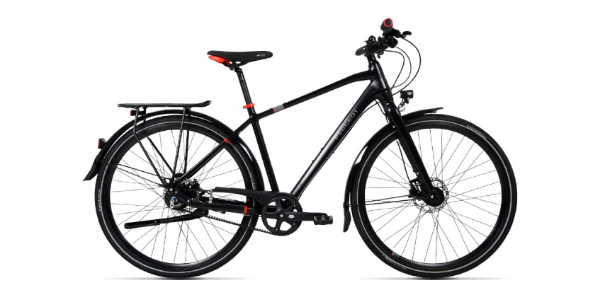 trekking bike Peugeot T01 N8 Belt