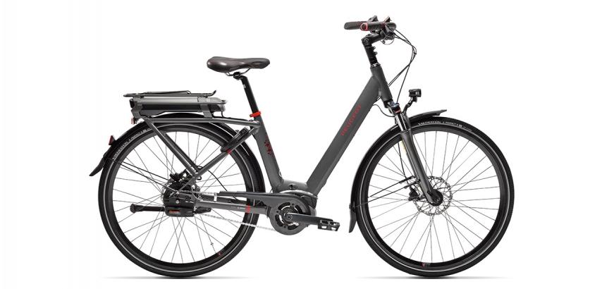 Electric city bike Peugeot eC01 Automatic