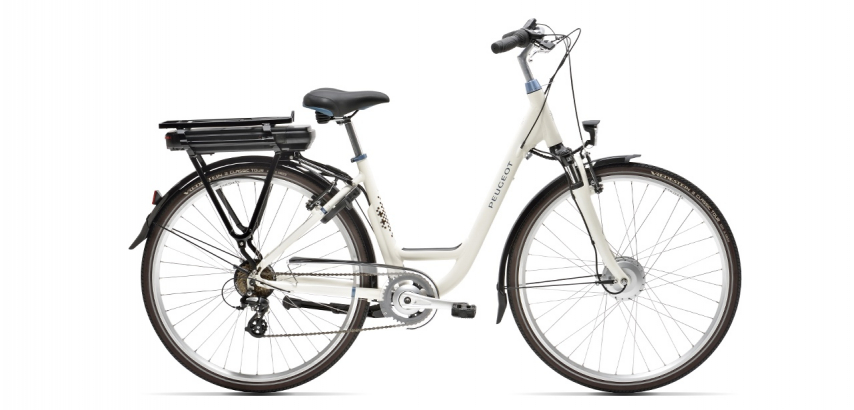 Electric city bike Peugeot eC03 D7