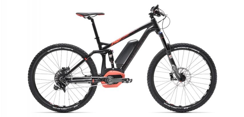 Electric mountain bikes Peugeot eM02 FS NX 11