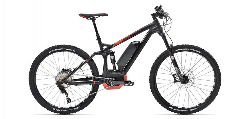 Electric mountain bikes Peugeot eM02 FS XT 11
