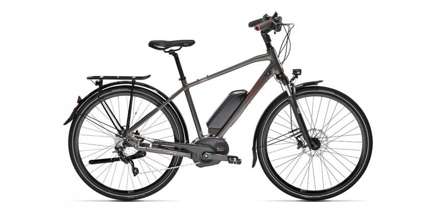 Electric trekking bike Peugeot eT01 XT 10