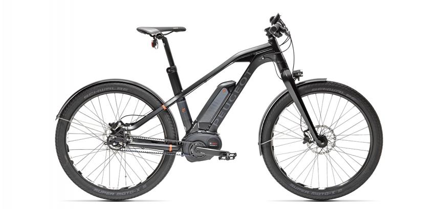 Electric bike Peugeot eU01 Street Pack